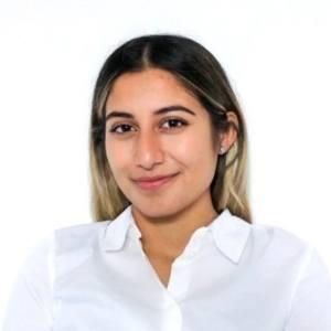 Nadia Nawabi - Junior Marketing Manager